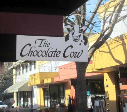 The Chocolate Cow, Sonoma, Ca