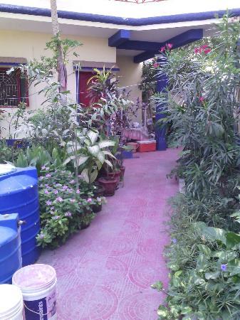 Heranca Goesa: garden