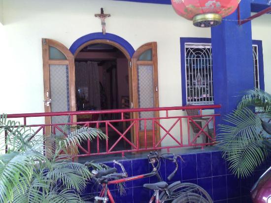 Heranca Goesa: balcony