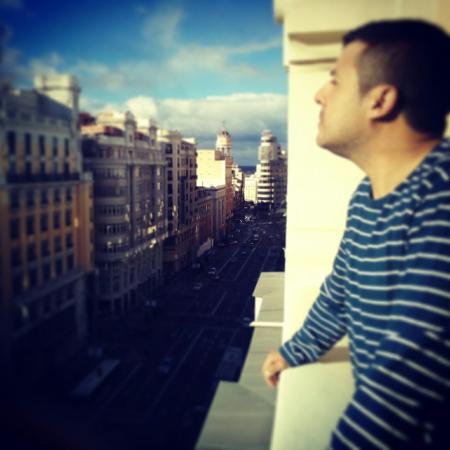 Hostal Pereda Hs: Buenos días Madrid