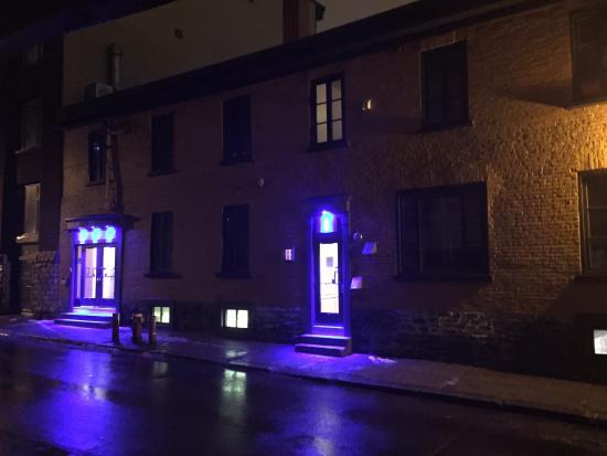 Hotel Le Vincent: Cool spot