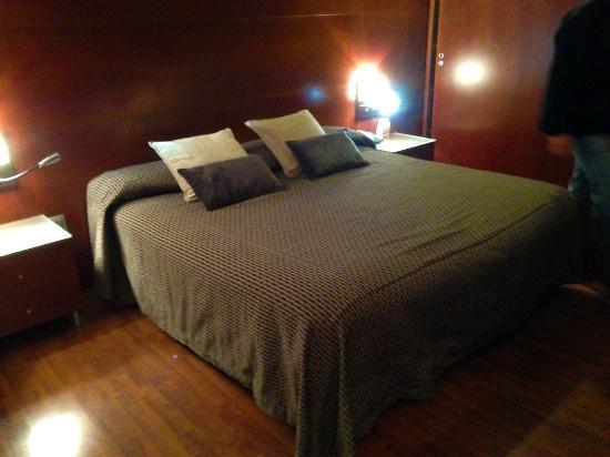 Hotel del Prado : Habitación renovada