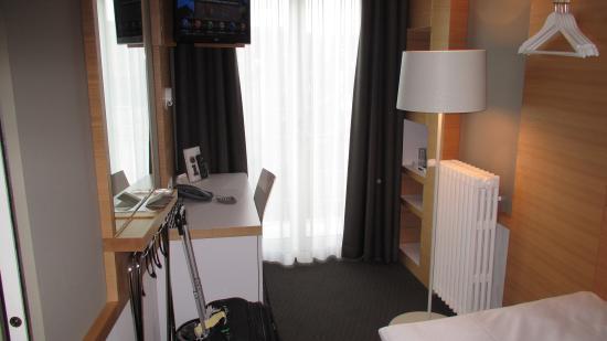 Best Western Plus Hotel Zuercherhof: Room view 1