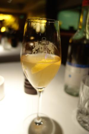 Grill Royal: aperitif cocktail
