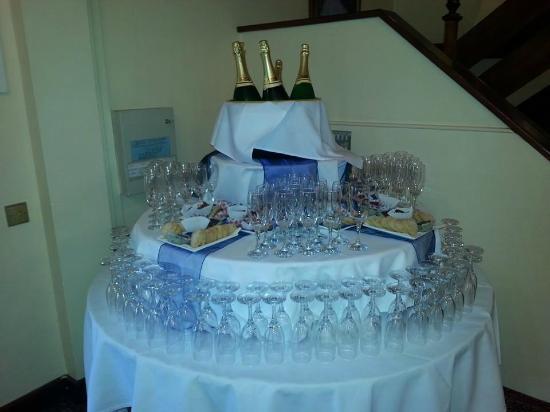 The Glens Hotel: Wedding