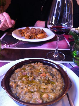 Rosticceria Il Re Gallo : Classic rustic Italian Food