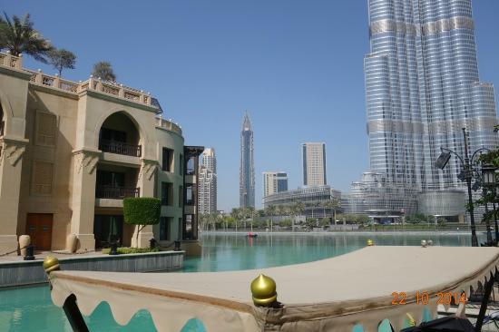 Hotel von au en picture of sofitel dubai downtown dubai for Best hotels dubai downtown