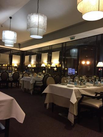 Le Château de Beaulieu: Salle restaurant