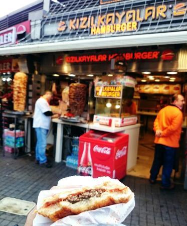 Kizilkayalar: Amazing burgers ��
