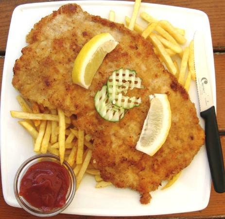 Lindberg, Alemania: Geschmackvolles Tellergericht !
