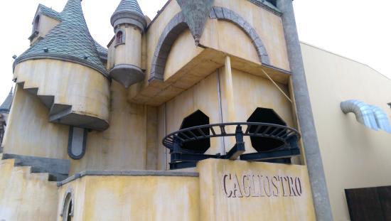 Valmontone, Włochy: Cagliostro