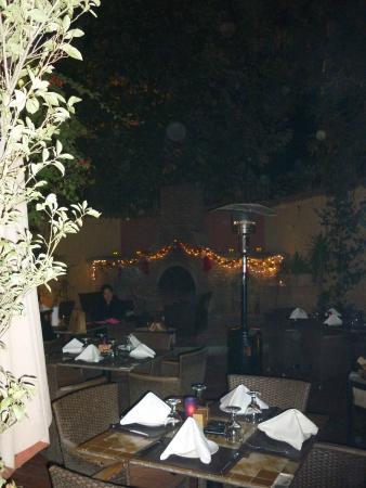 Tuscany Courtyard Patio