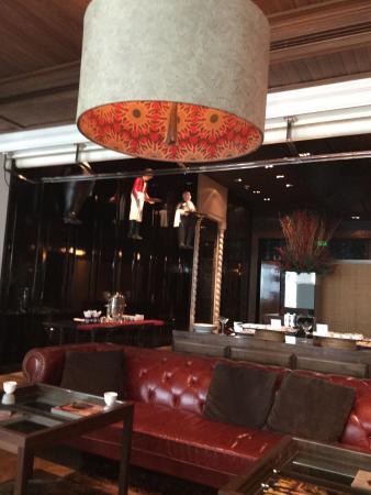 Tables Grill at Grand Hyatt Erawan Bangkok: Entrance