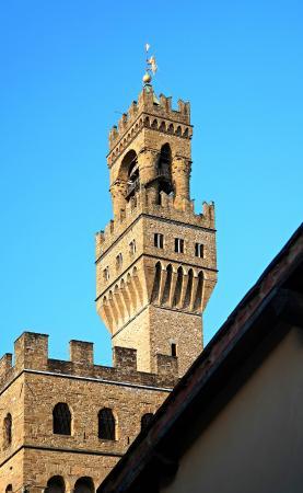 Residenza d'Epoca in Piazza della Signoria : View from room to Pizza della Signoria