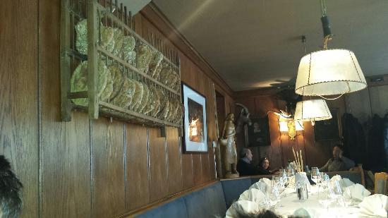 Ristorante Rosticceria Grill Room di Luis Sotriffer: Pane