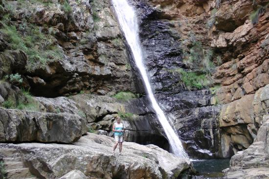 Pictures Guest House: Waterval bij Meiringer Kloof