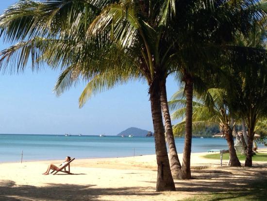 Holiday Beach Resort: Heerlijk rustig genieten