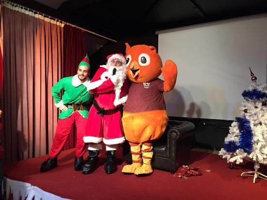 VVF Villages Le Grand Lioran: Noël