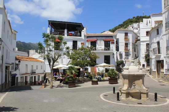 Carlos III Fountain