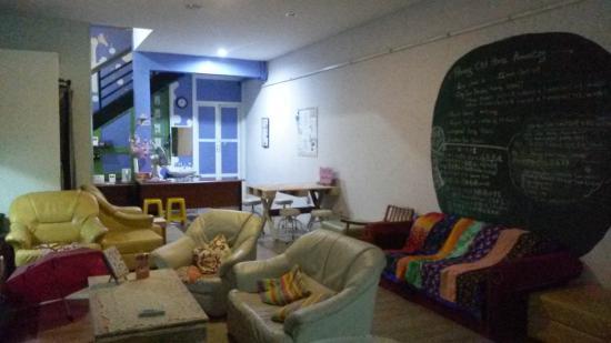 Penang Old House Homestay(B&B): Lobby