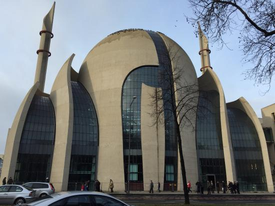 Cologne Central Mosque (Germany): Address, Phone Number