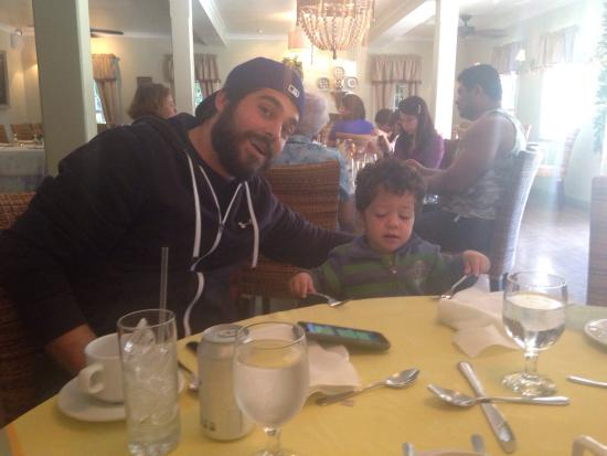 Hotel Panamonte: En familia