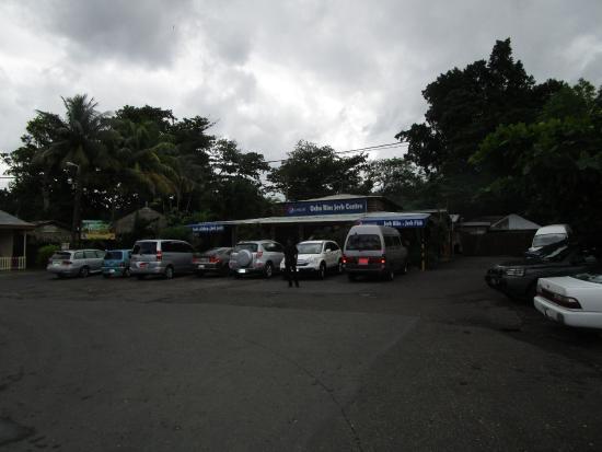 Ocho Rios Village Jerk Center : Jerk Center