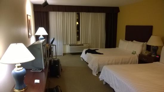Airtel Plaza Hotel: 1