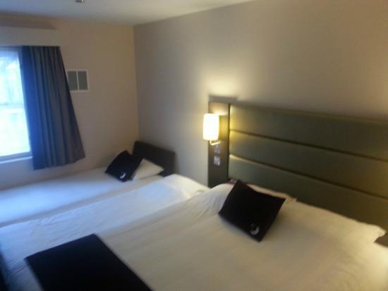 Premier Inn London Tower Bridge Hotel: all we need