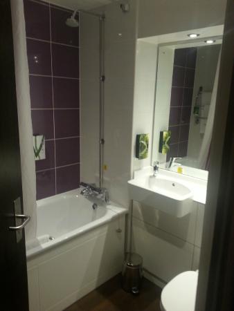 Premier Inn London Tower Bridge Hotel: very clean
