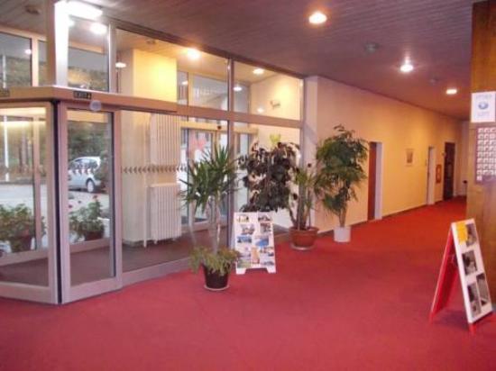 Hotel Bezdez Stare Splavy: entree