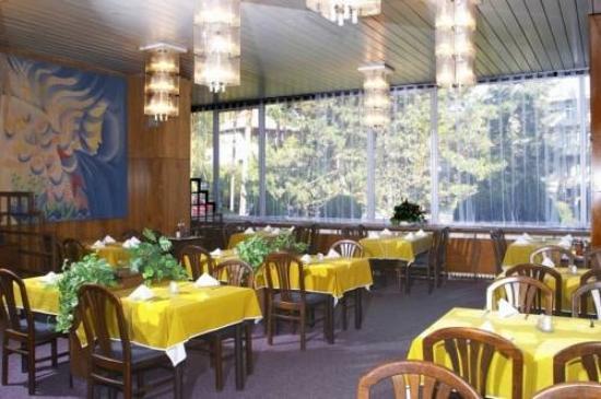 Hotel Bezdez Stare Splavy: Voor ontbijt en avond eten