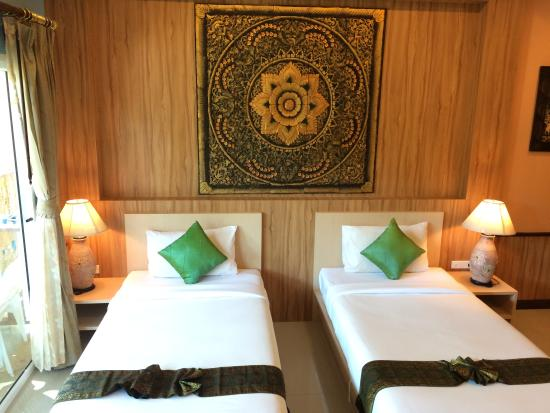Coconut Beach Resort: Zimmer