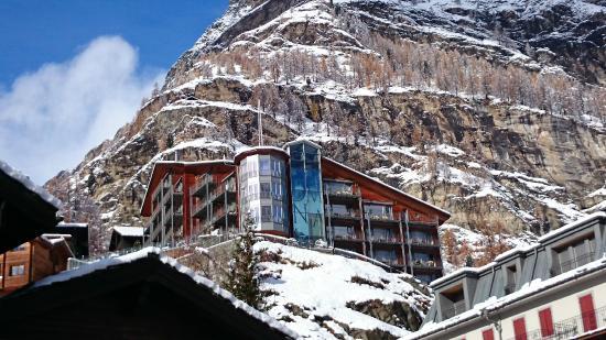 The Omnia: Hotel Omnia
