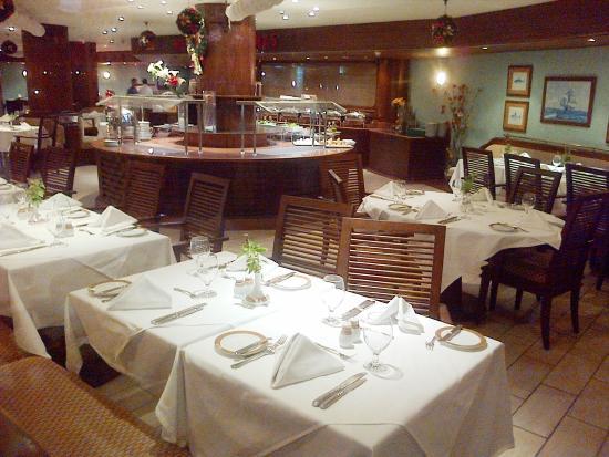 Iberotel Palace: Blue marine Restaurant