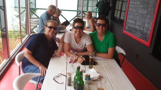 Sao Goncalo's : Sao Goncalos ladies lunch fun!