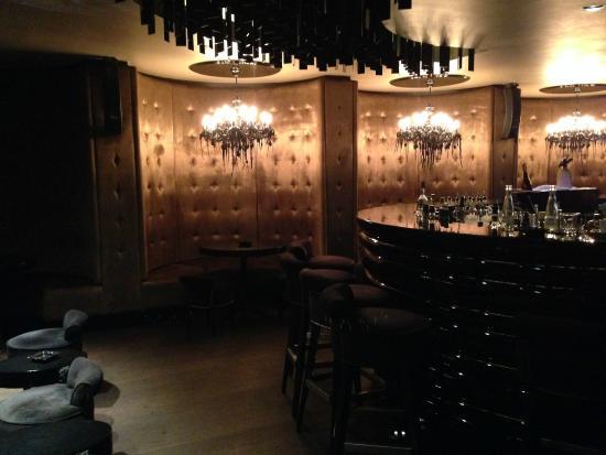 lounge bar bild von roomers frankfurt am main tripadvisor. Black Bedroom Furniture Sets. Home Design Ideas