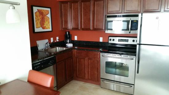 Residence Inn Austin Round Rock: Kitchen