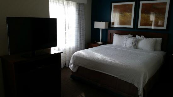 Residence Inn Austin Round Rock: King Bed