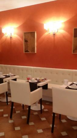 Borgovico Hotel: Colazioni
