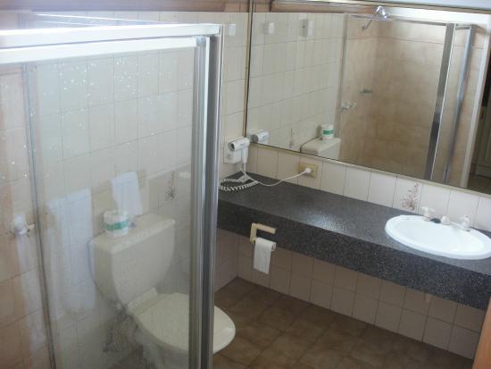 Comfort Inn & Suites Essendon: Bathroom