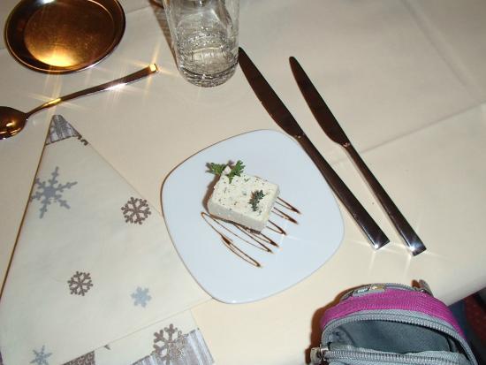 Hotel Valaisia: Kerst dinner