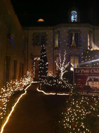 Le Petit Chateau : Christmas Natale Noel Weihnachten