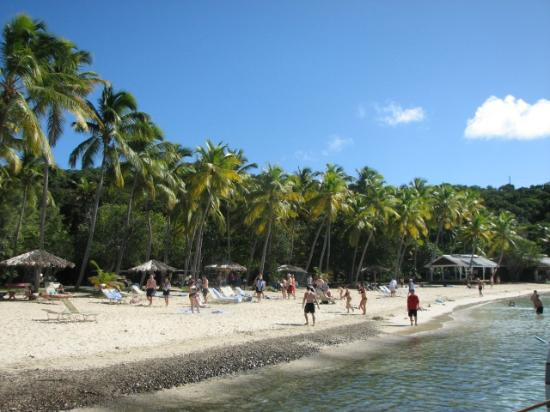 Honeymoon Beach : .