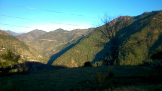 Seclude, Ramgarh : View from hotel room