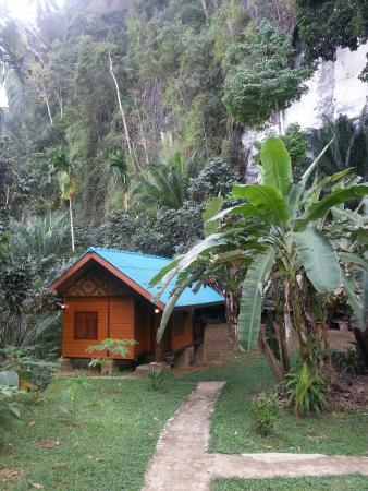 Khao Sok Silver Cliff Resort: Bungalow superior