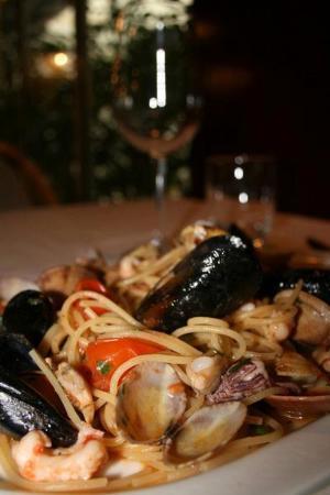La Risacca 6: Spaghetti ai frutti di mare