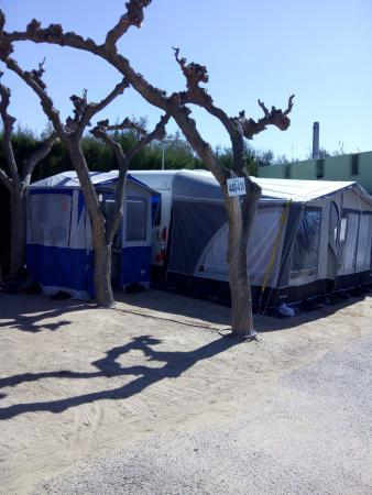 Campsite Platja Cambrils: Ultima calle la mejor