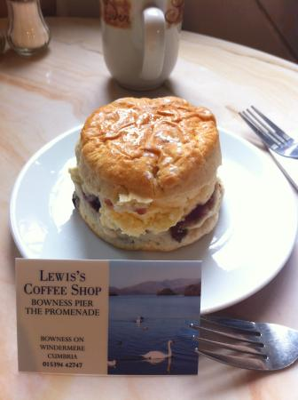 Lewis's Coffee Shop
