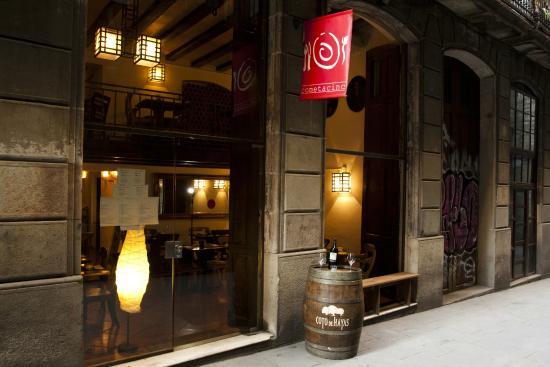 Cometacinc Restaurante